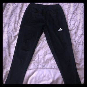 Adidas youth athletic pants size medium